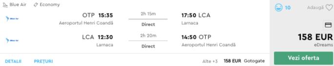 bilete avion ieftine larnaca