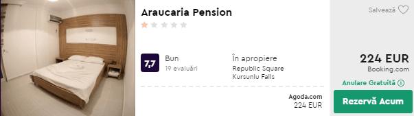 cazare antalya - Araucaria Pension