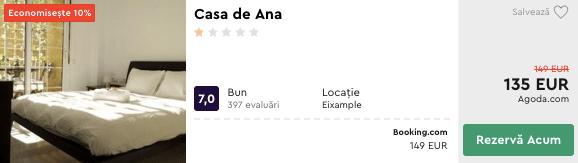 cazare barcelona hotel Casa de Ana